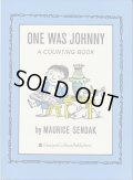 モーリス・センダック MAURICE SENDAK / ONE WAS JOHNNY - A COUNTING BOOK