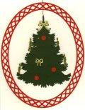 北欧モビール <クリスマスツリー>