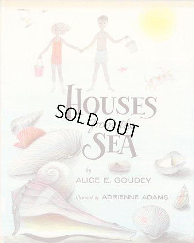 画像1: Adrienne Adams:絵 Alice E. Goudey:著 / HOUSES from the SEA