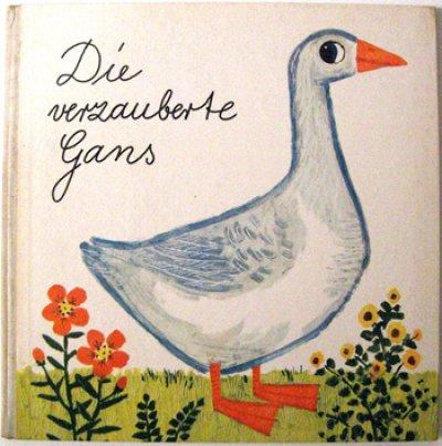 画像1: Inge Gurtzig:絵 Walter Krumbach:著 / Die verzauberte gans