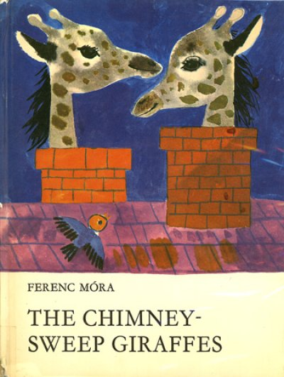 画像1: レイク・カーロイ Reich Karoly:絵  Thomas Kabdebo:著  /  THE CHIMNEY-SWEEP GIRAFFES