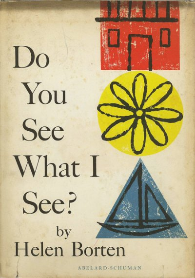 画像1: ヘレン・ボートン HELEN BORTEN / Do You See What I See?