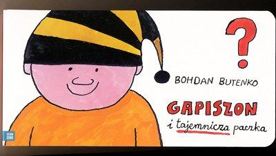 画像1: ボフダン・ブテンコ Bohdan Butenko / Gapiszon i tajemnicza paczka