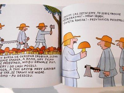 画像4: ボフダン・ブテンコ Bohdan Butenko / CRZYBY i KROL