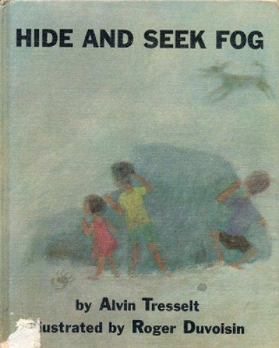 画像1: ロジャー・デュボアザン Roger Duvoisin:絵 Alvin Tresselt:著 / HIDE AND SEEK FOG