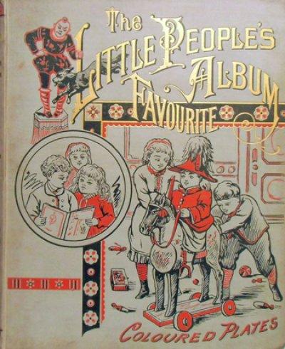 画像1: H. S. Melville など / THE LITTLE PEOPLE'S FAVOURITE ALBUM
