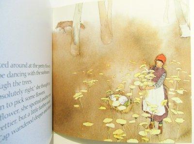 画像3: リスベート・ツヴェルガー Lisbeth Zwerger:絵 グリム兄弟 Brothers Grimm:著 / 赤ずきんちゃん LITTLE RED-CAP