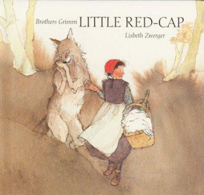 画像1: リスベート・ツヴェルガー Lisbeth Zwerger:絵 グリム兄弟 Brothers Grimm:著 / 赤ずきんちゃん LITTLE RED-CAP