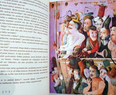 画像2: ドゥシャン・カーライ Dusan Kallay:絵 Lewis Carroll,H.C. Andersen,Oscar Wilde他:著 / More vo flasticke <チェコ絵本>