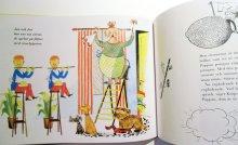 他の写真3: スティグ・リンドベリStig Lindberg:絵 レンナート・ヘルシング Lennart Hellsing:著  /  MUSIKBUSSEN
