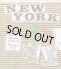 Vladimir Fuka:絵 Zdenek Mahler:著 / NEW YORK <チェコ絵本>