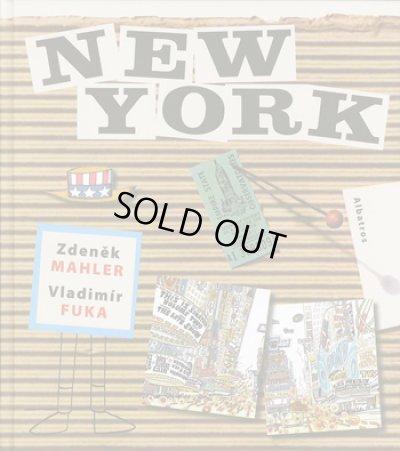 画像1: Vladimir Fuka:絵 Zdenek Mahler:著 / NEW YORK <チェコ絵本>