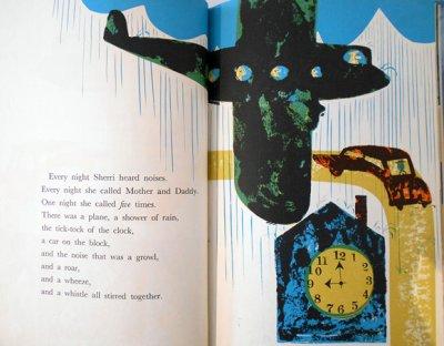 画像5: アブナー・グラボフ Abner Graboff:絵 Ann Alexander:著 / NOISE IN THE NIGHT