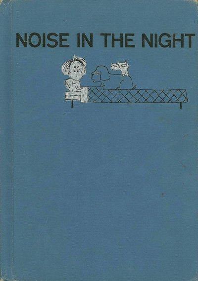 画像1: アブナー・グラボフ Abner Graboff:絵 Ann Alexander:著 / NOISE IN THE NIGHT