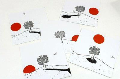 画像4: ブルーノ・ムナーリ Bruno Munari / OTTO SEQUENZE DA METTERE IN ORDINE 8シリーズのカードを順番に並べよう
