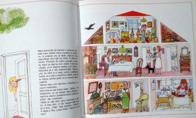 画像2: ミロスラフ・ヤーグル Miloslav Jagr:絵 Frantisek Nepil:著 / Podivanky <チェコ絵本>