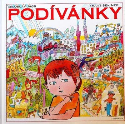 画像1: ミロスラフ・ヤーグル Miloslav Jagr:絵 Frantisek Nepil:著 / Podivanky <チェコ絵本>
