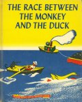 クレメント・ハード Clement Hurd / THE RACE BETWEEN THE MONKEY AND THE DUCK