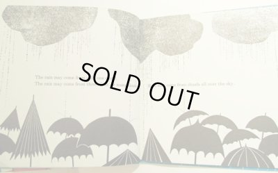 画像2: ヘレン・ボートン Helen Broten:絵 Franklyn M. Branley:著 / Rain and Hail