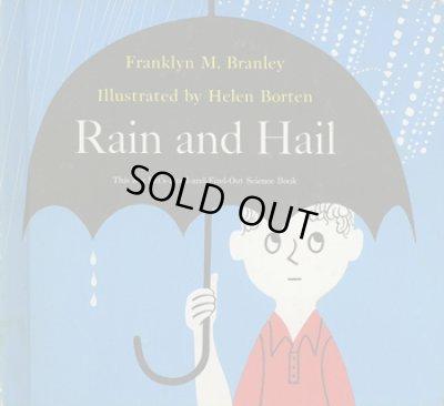 画像1: ヘレン・ボートン Helen Broten:絵 Franklyn M. Branley:著 / Rain and Hail