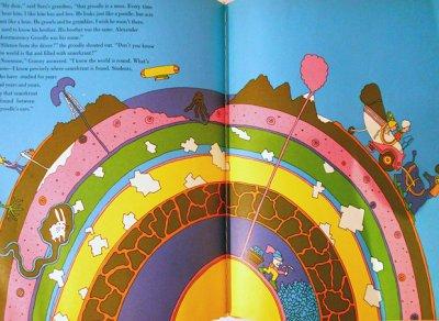 画像4: シーモア・クワスト Seymour Chwast:絵 Joan Gill:著 / Sara's Granny and the Groodle