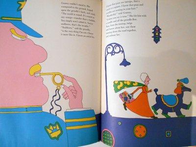 画像5: シーモア・クワスト Seymour Chwast:絵 Joan Gill:著 / Sara's Granny and the Groodle
