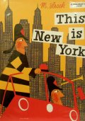 ミロスラフ・サセック Miroslav Sasek / This is New York