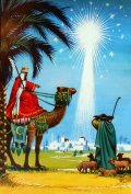 クバシュタ Vojtech Kubasta / VELKY VANOCNI BETLEM グレイトクリスマス キリスト降誕のシーン <チェコ絵本>