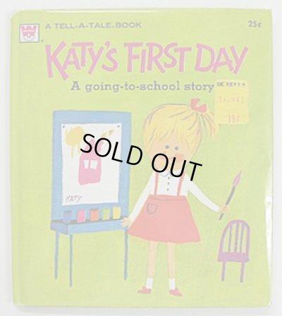 画像1: アリキ ALIKI:絵 JEAN CONDER SOUEL:著 / KATY'S FIRST DAY