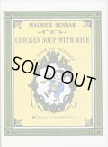 モーリス・センダック MAURICE SENDAK / CHICKEN SOUP WITH RICE - A Book of Months