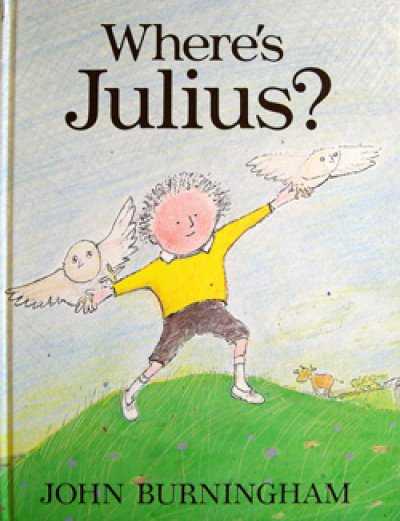 画像1: バーニンガム JOHN BURNINGHAM /  Where's Julius?