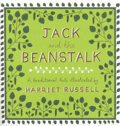 画像1: HARRIET RUSSELL / JACK and the BEANSTALK