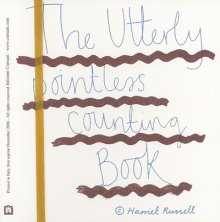他の写真3: HARRIET RUSSELL / The Utterly pointless counting Book