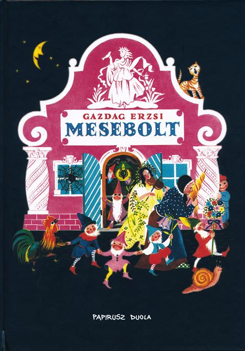 MESEBOLT / ハンガリーの絵本と古書のフィネサ・ブックス